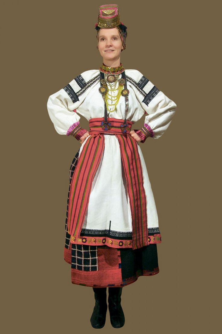 Белгородские народные костюмы картинки