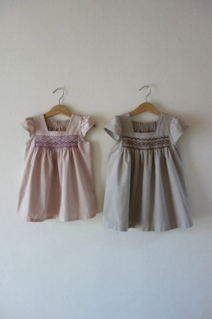 Free Japanese sewing patterns for little girls