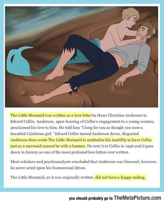 I'll Never See The Little Mermaid The Same Way Again