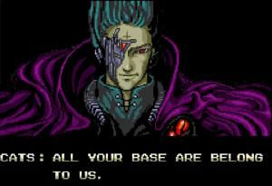 The Top 10 Most Popular Memes of All Time: ALL YOUR BASE ARE BELONG TO US (1998)
