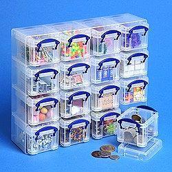 Organizer Pack 16 x 0.14 Liter Box