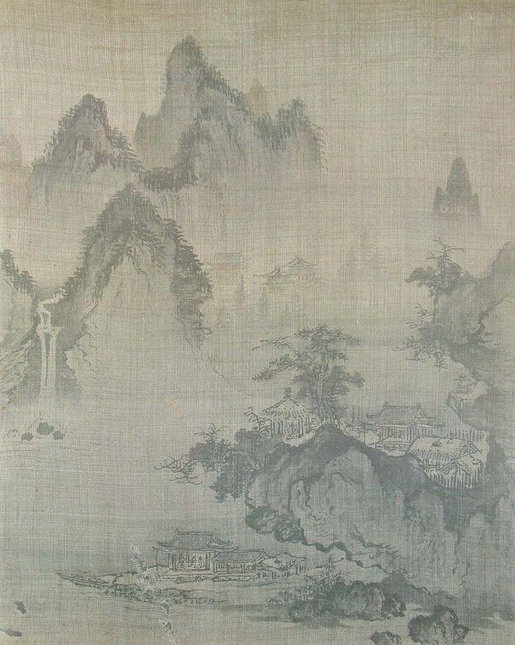 Ahn Gyeon-sasipalgyeongdo 3 choha early summer - An Gyeon - Wikipedia, the free encyclopedia