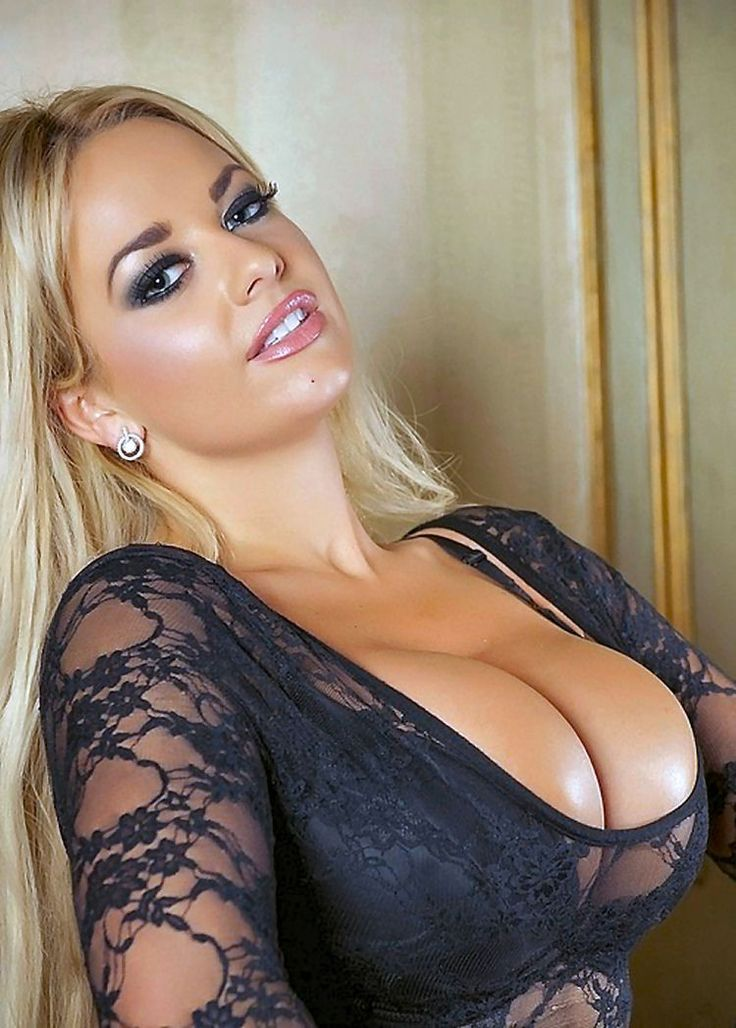Nude blonde babes with big tits