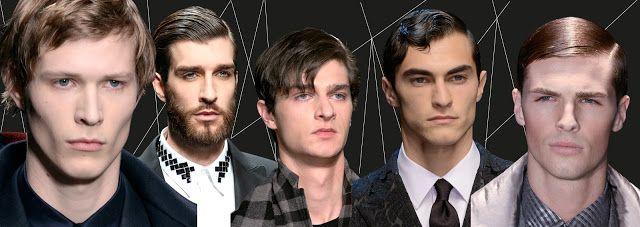 UNIVERSO PARALLELO: Tagli capelli uomo con riga laterale: le tendenze ...
