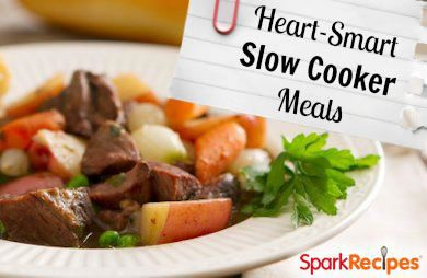 Slow Cooker Recipes that Care for Your Heart Slideshow