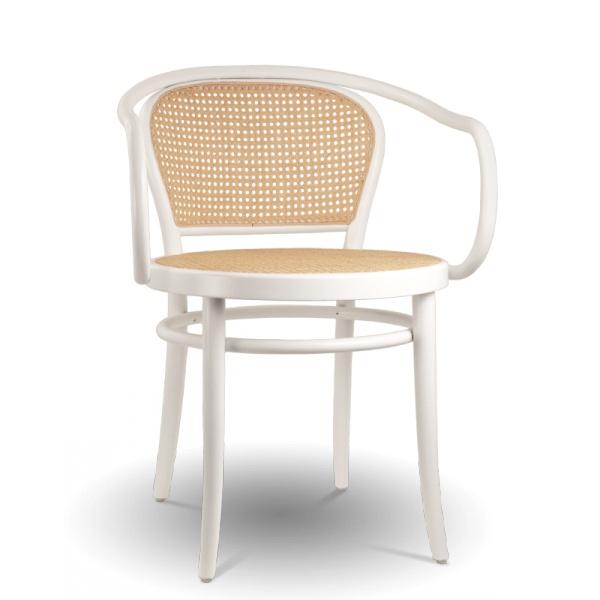 Ton Chair 33 med flätad rygg/sits | Olsson & Gerthel