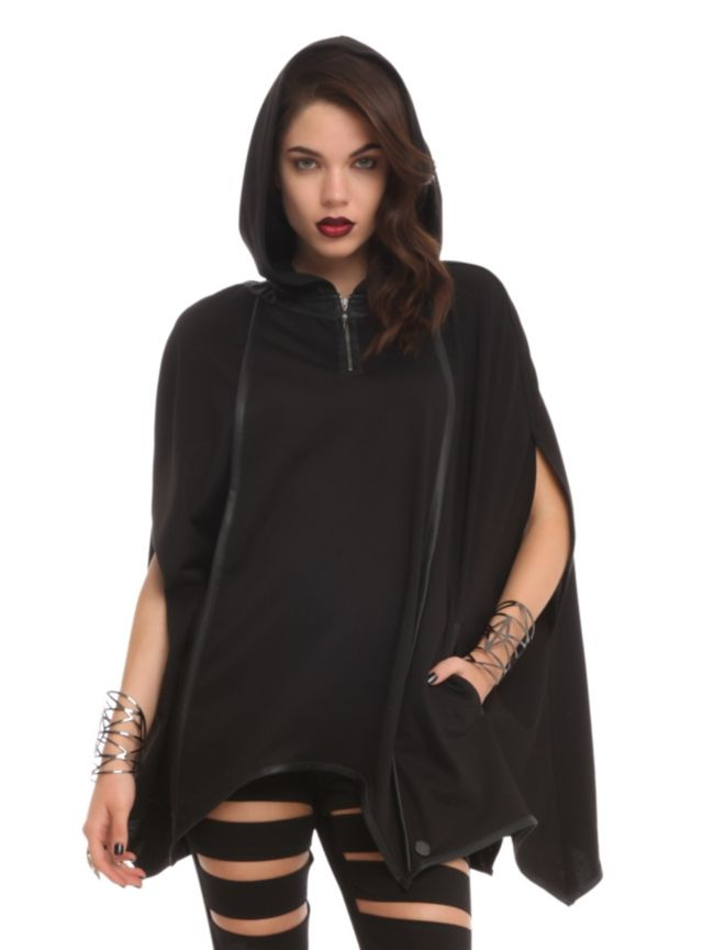 Maleficent inspired pullover... need!!