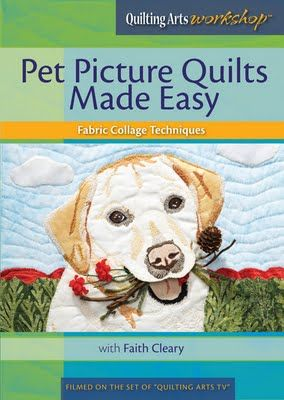 Pet Picture Quilts Made Easy,