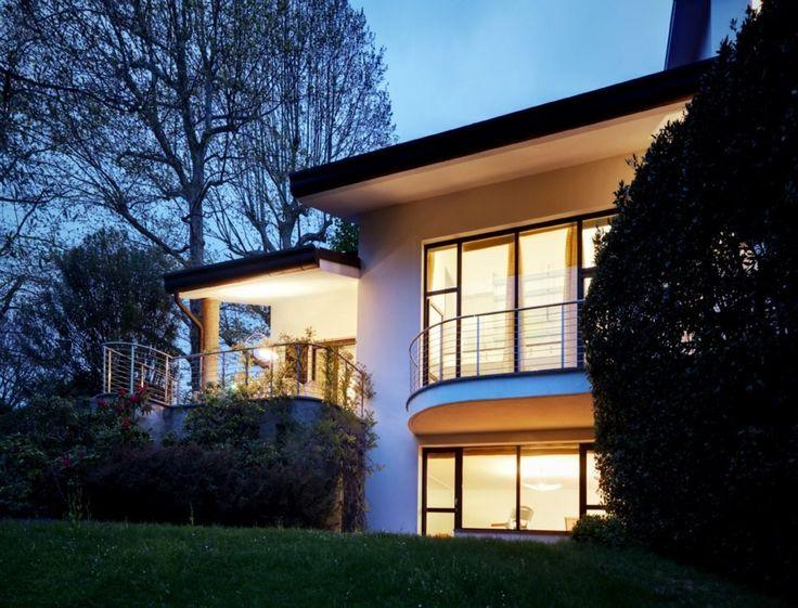 Private Villa am Comer See-Studio Marco Piva zeitgenössische Innenarchitektur erstaunlich schöne Innenarchitektur minimalistischen design eleganten Kunst anzuzeigen, modernes Design Traum Startseite anzeigen