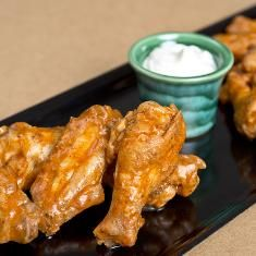 Bhut Jolokia Wings Recipe (via www.foodily.com/r/Q7vE6dVkb)