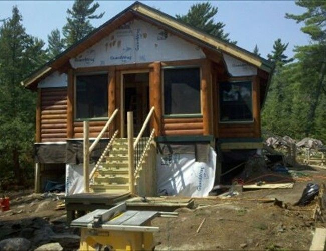 P 0025 The Woody Cabins Pinterest Cabin Logs And