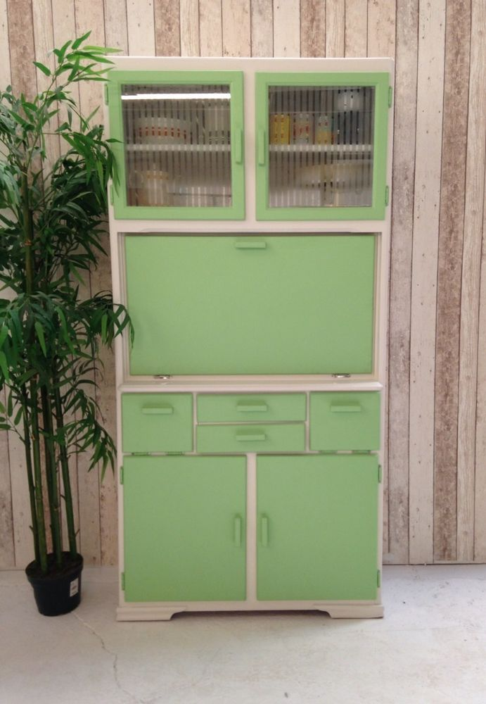 7 best Vintage kitchen cabinet images on Pinterest Retro