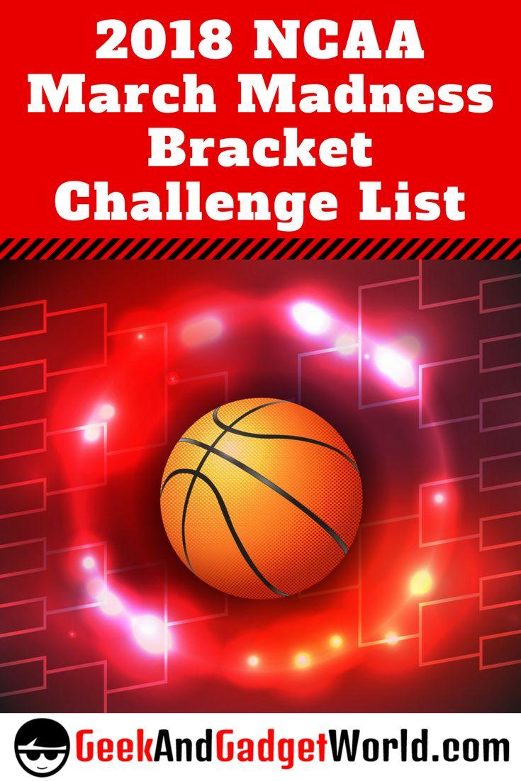 Best 25 March Madness Bracket Challenge Ideas On