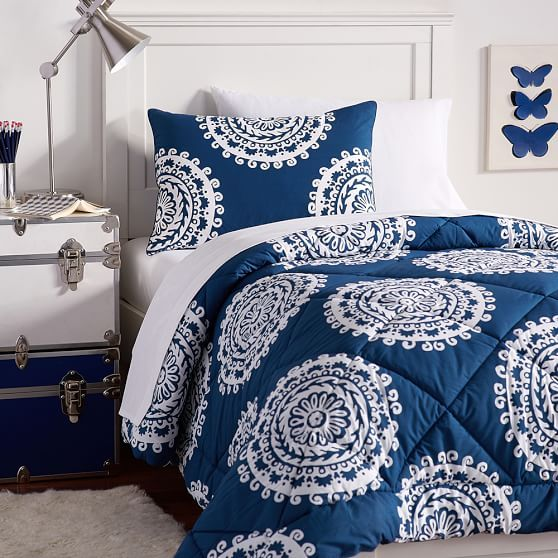 Kind Of Love This Comforter Set Easy To Clean Pretty Color Too Much