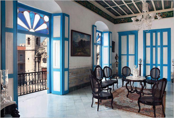 old world cuban decor spanish hacienda mexican style havana modern cuban home renovation merges past amp present