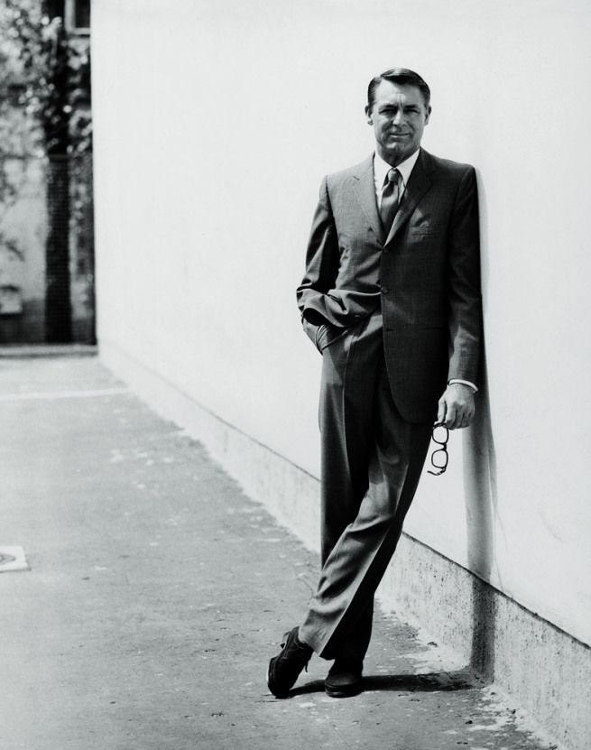 {Cary Grant} 1960.  Classic