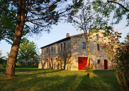 Casa Carlotta - somewhere to stay in Le Marche #Italy #photo