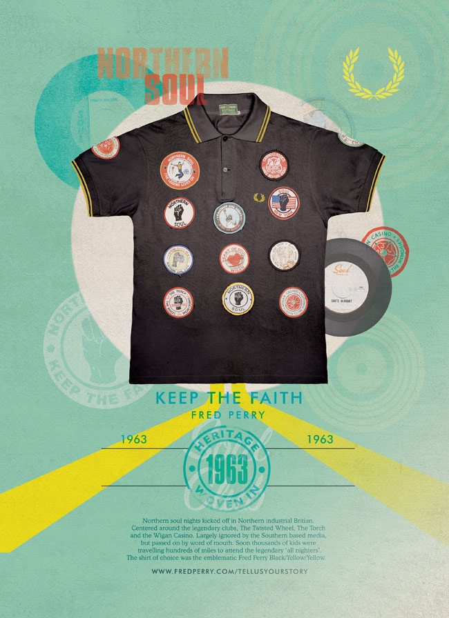 Fred Perry - 1963 Northern Soul