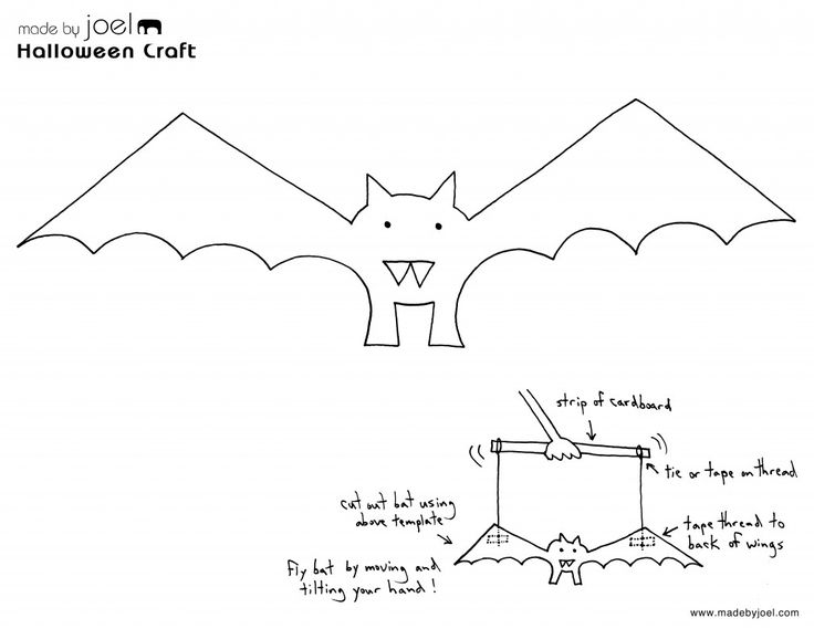 bat puppet printable template 1000 ideas about paper bat on o 3426