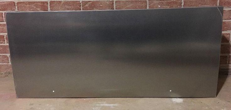 Frigidaire Refrigerator Door Assembly Stainless Steel Part # 241988091 #Frigidaire