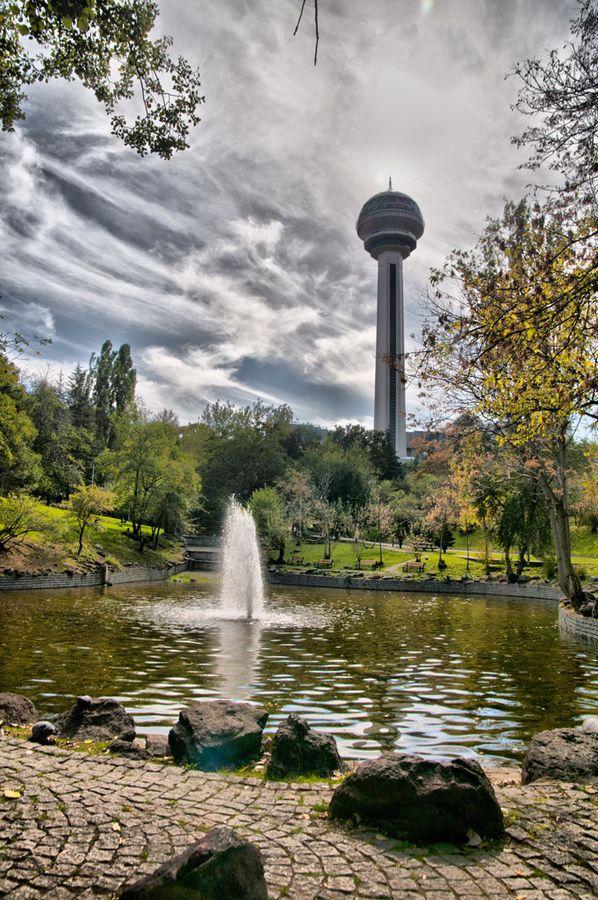 Atakule Towers   Ankara / TURKEY by Mustafa Ozdemir on 500px