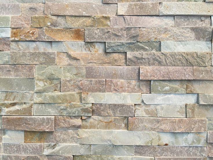 Roterra Stone Siding Natural Ledge Stone Wall