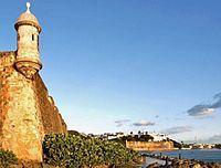 モーロ要塞-プエルトリコ - Wikipedia