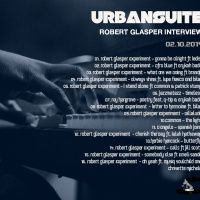 Urban Suite Radio ROBERT GLASPER/Interview available in streaming and free-download at http://www.spreaker.com/user/irenelamedica/urbansuite-robert-glasper-interviewp-1-2