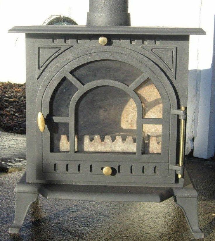 8kW Wood-burner Woodburner Multi-fuel Multifuel Stove