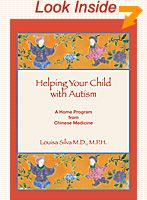 Qigong massage for children - helps all children, especially those with autism, to sleep better, decrease aggression, transition, and improve eye contact, language, and social skills.