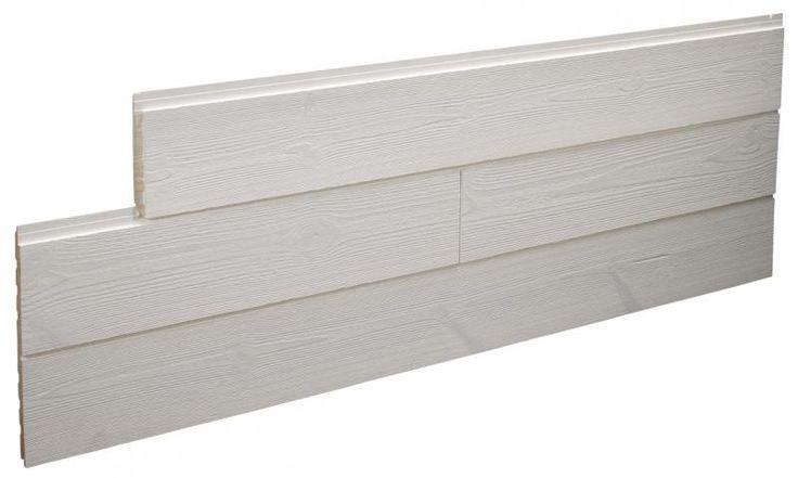 Struktuuripaneeli valkoinen 145mm, Siparila