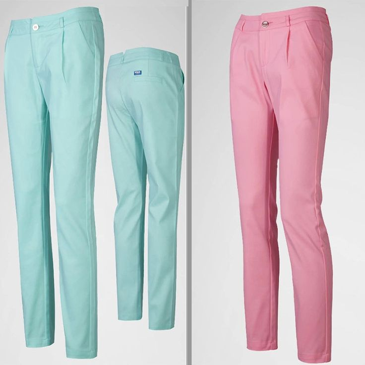 Genuine Brand Golf Pants High Quality Golf Trousers for Women Ladies Golf Clothing Golfbroek Dames Quick Dry cotton Long Pants