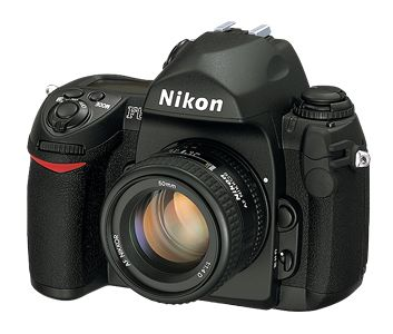 Nikon - Film SLR Camera F6