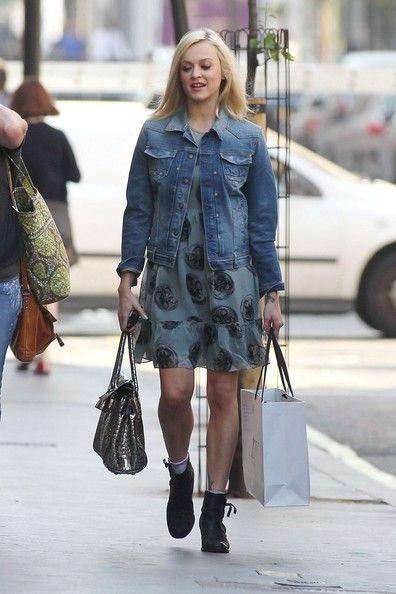 Fearne Cotton Day Dress - Fearne Cotton Looks - StyleBistro