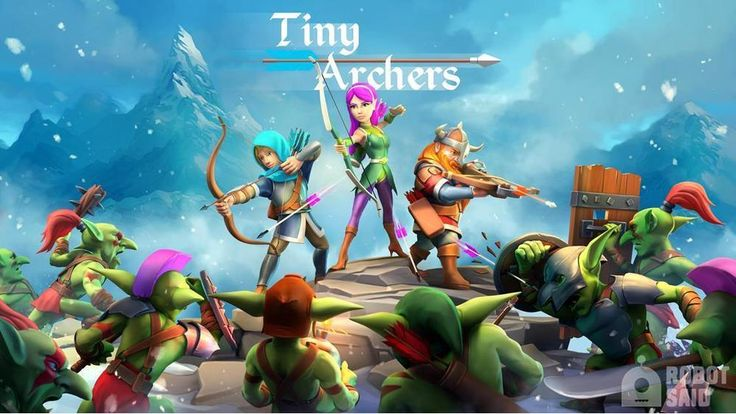 Tiny Archers races towards its first major update