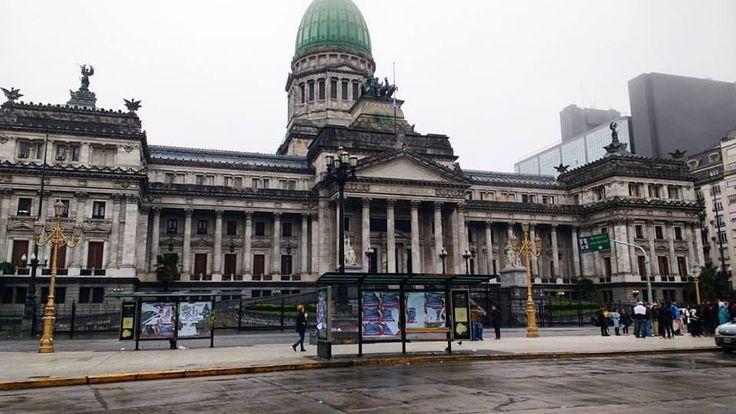 Congresso de La Nación, Buenos Aires 🇦🇷 É tanta foto minha gente, que nem sei por onde começar 😁