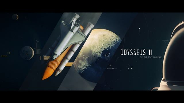 Sygnosis Brussels based consultancy asked us to create a short promo for their Space Contest named Odysseus II