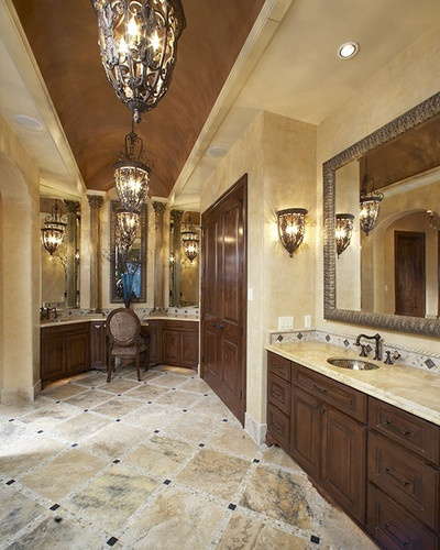 Mediterranean Bathroom Design, Pictures, Remodel, Decor And Ideas   Page 8