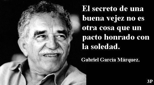 Garcia Marquez.