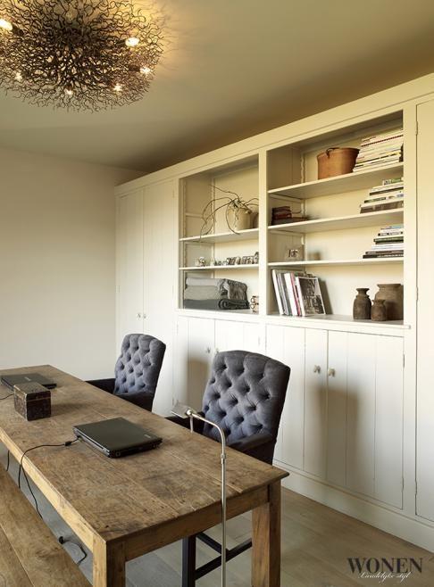 25 beste idee n over bureau ontwerp op pinterest bureau for Interieur ontwerp programma