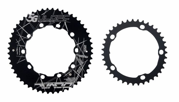 5G doval(1.6~4.2%) BCD130 chainring for 5arm (buy 3+ =>Free EMS ship)