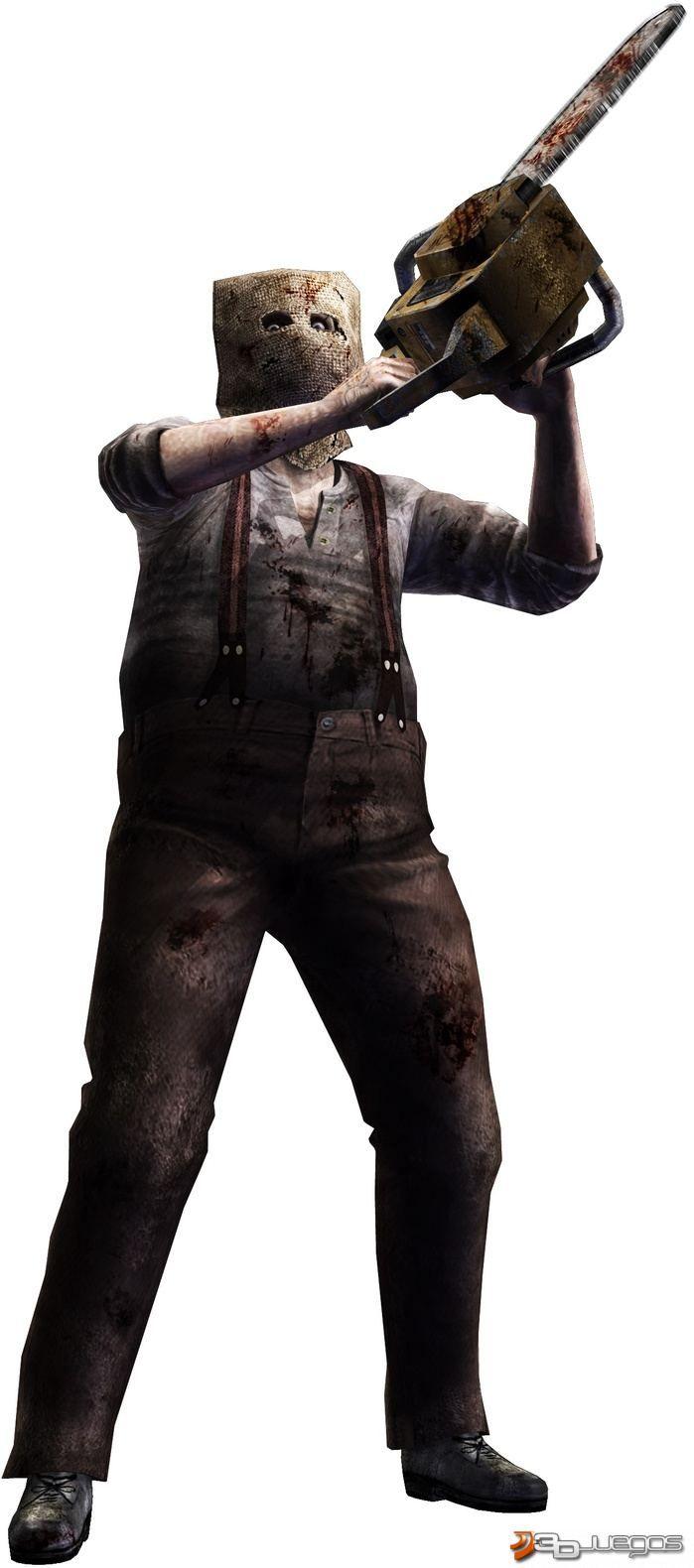 Resident Evil 4 Chainsaw Masakare