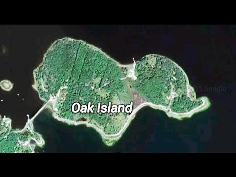 Oak Island Treasures and the Money Pit of Ancient Relics Shocking! - YouTube