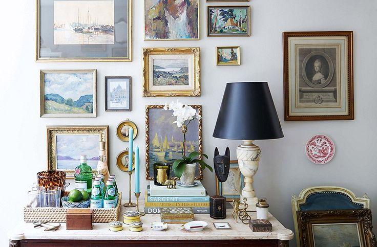 House Beautiful: Elegant Neutrals   ZsaZsa Bellagio - Like No Other