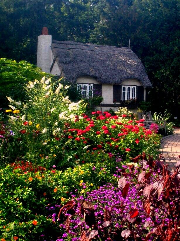 134 best fairy tale cottages images on pinterest facades for Fairytale cottage home plans