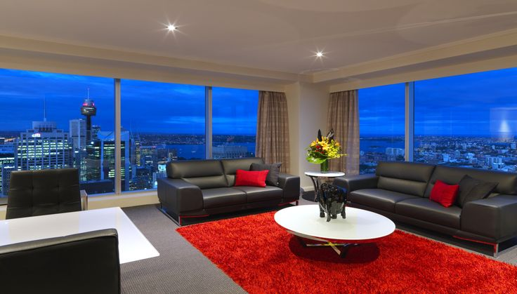 3 Bedroom #Penthouse Apartment  #Meriton #Luxury  #Sydney #Hotel  #World Tower