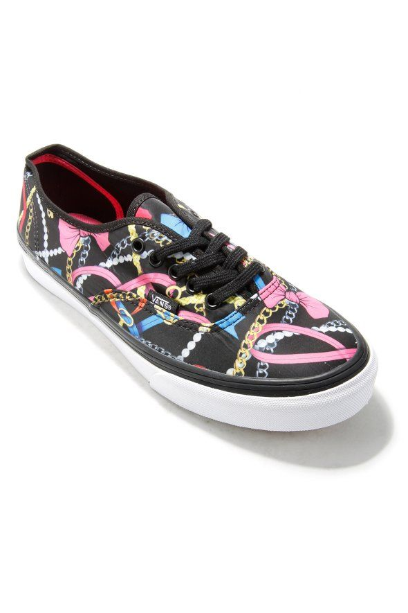 Vans - Authentic Slim, sneakers, shoes, footwear, women, girl, trend, fashion, style, outfit, clothing, outwear, summer, spring, 2017, official, accessories, vans, slim, colours, rainbow,