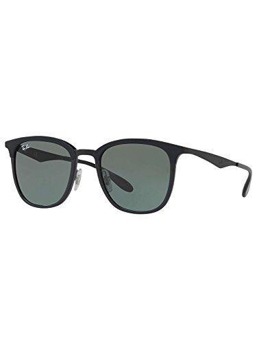 Ray-Ban Homme Tortoise Lunettes de soleil, Noir: Ray-Ban Noir Tortoise Sunglasses. Neuf et authentique. Nous sommes un vendeur autorisé de…
