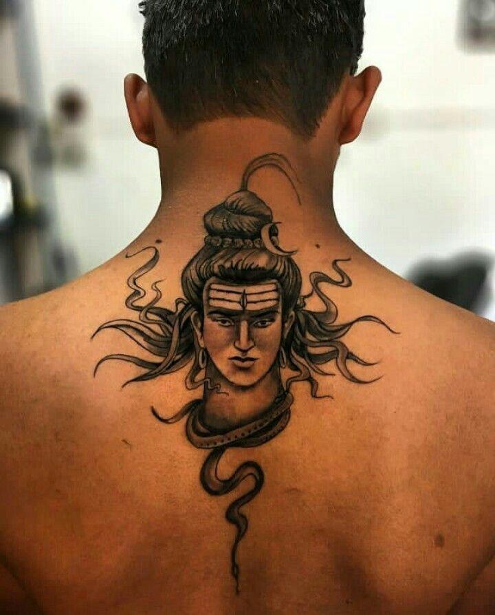 भक त म शक त Mahadev Shiva Tattoo Shiva Tattoo