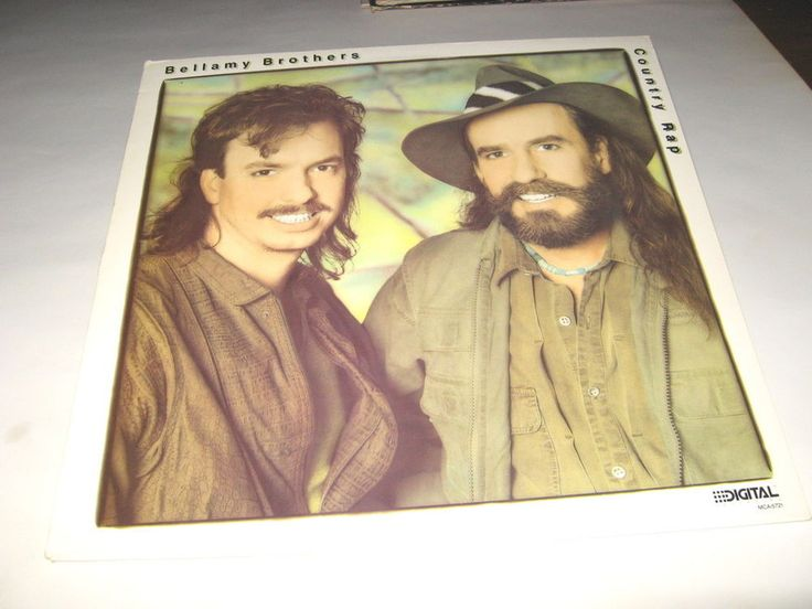 Bellamy Brothers - Country Rap